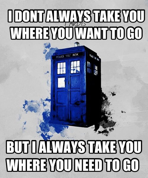 becks28nz:  The Tardis - always taking you where you need to go (source)