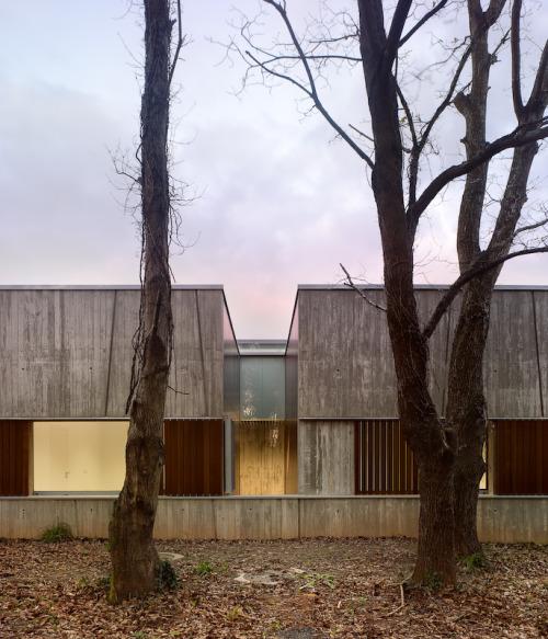 Centro de Salud /abalo alonso arquitectos