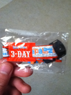My 2012 Lollapalooza 3-day pass is here! :D