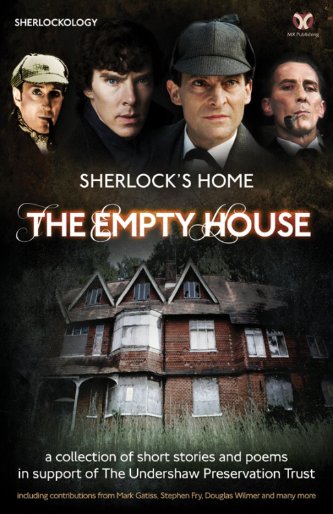 We are please to finally announce the winners of our Sherlock's Home: The Empty House book competition. For full details please click here.