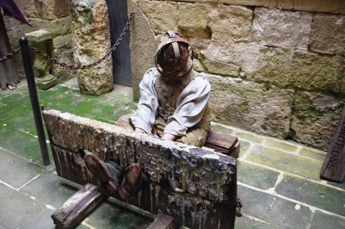 "My Journey to Malta!  Day 3 - ""Mdina Dungeons"" 02.22.2012"