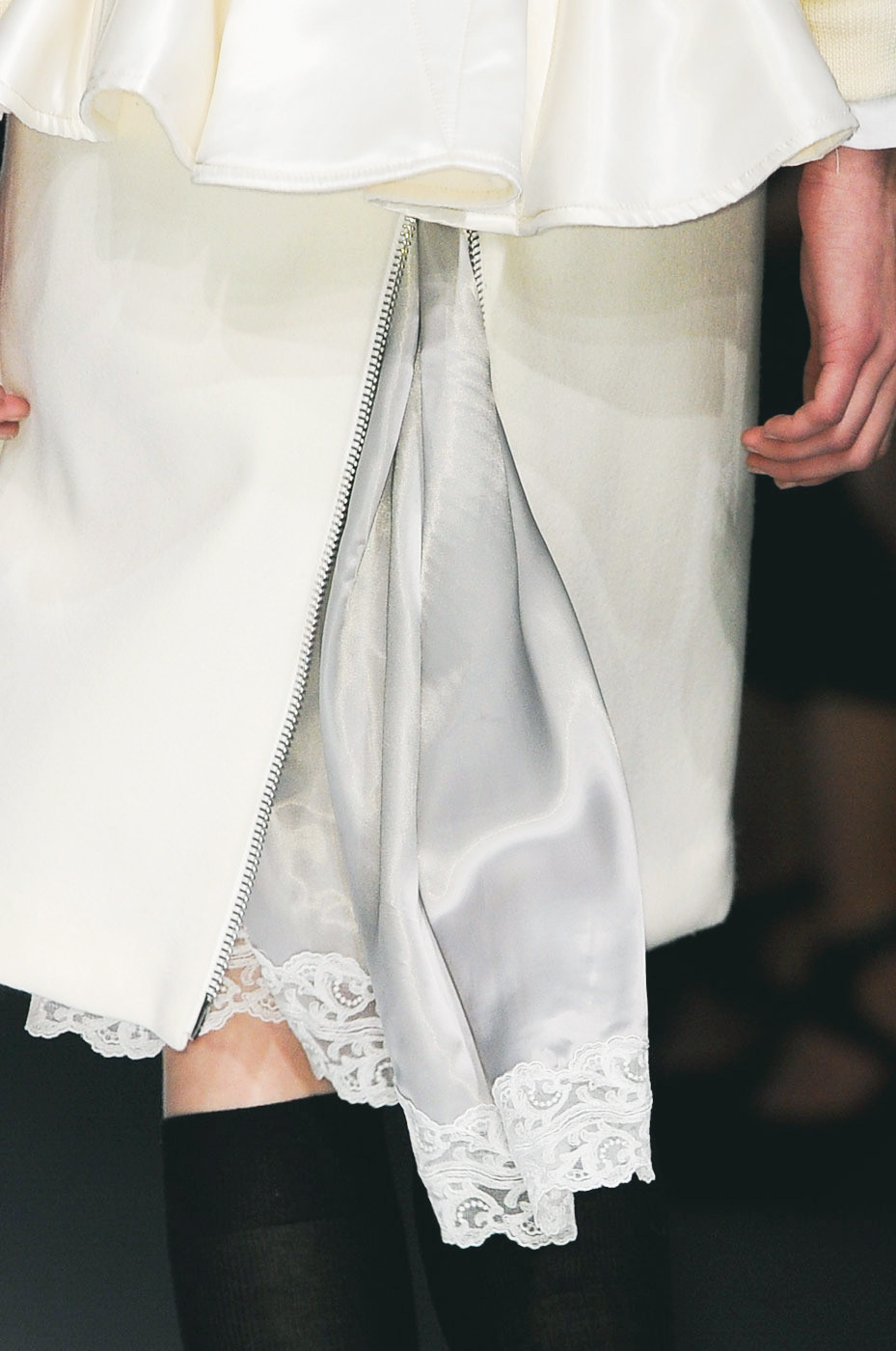 philoclea:  detail at Sacai, Fall 2012