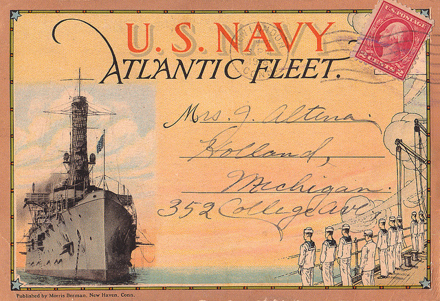 Atlantic Fleet by PopKulture on Flickr.