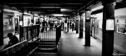 West 4th Subway Station NYC on Flickr.