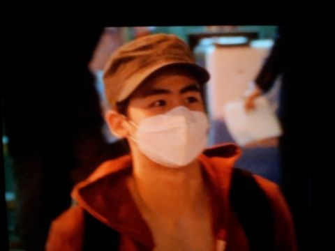 [FANTAKEN] 120516 Nichkhun In Thailand cr: fykhun || -Vo Not sure when he left but Khun arrived in Thailand a couple of hours ago. Whose a ninja now?