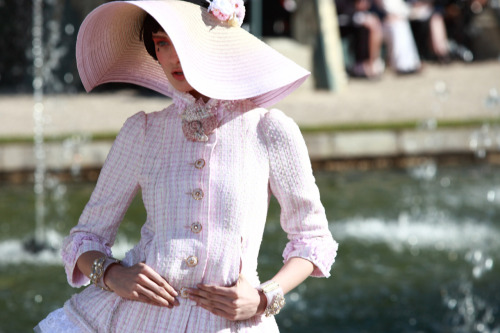 Chanel cruise 2013, photographed by Molly SJ Lowe
