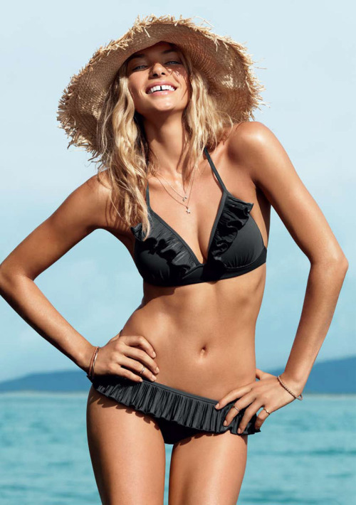 Jessica Hart !! For Seafolly Summer 2010 Catalogue