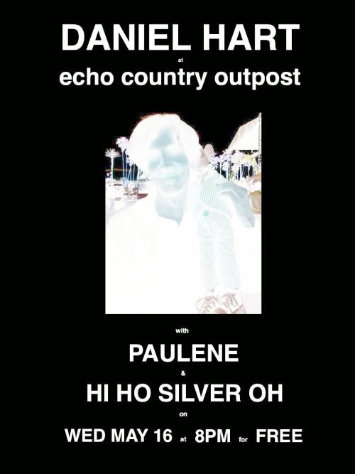 TOMORROW - ECHO COUNTRY OUTPOST - FREE GREAT BANDS/TIMES.