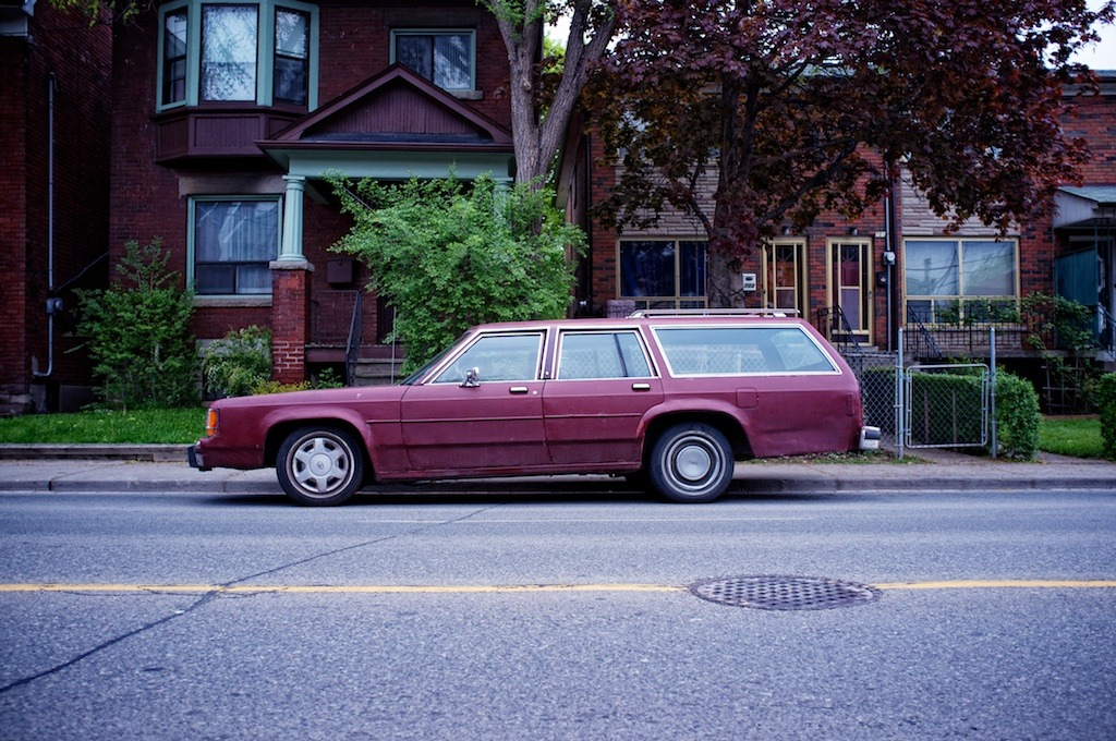 #218: 7-5-2012 - Station Wagon, Toronto