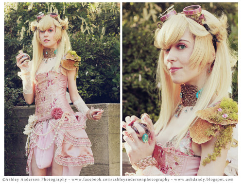 ruffledbyruffalo:  Fantasy Steampunk Princess Peach Toadstool by *xsKiRtZx I'm taken aback. I would love to see steampunk Nintendo- and I saw the Link cosplay as well and can I just say fff— Normally Cosplay isn't my thing, but there are times when a portrayal of a character really catches me. This has. Brava.  Nice … <3