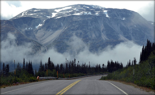 Alaska - Klondike Highway - Mountain by blmiers2 on Flickr.