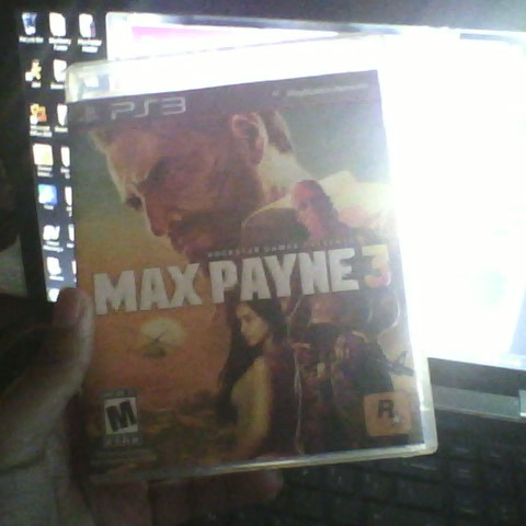 Latest Buy - Max Payne 3