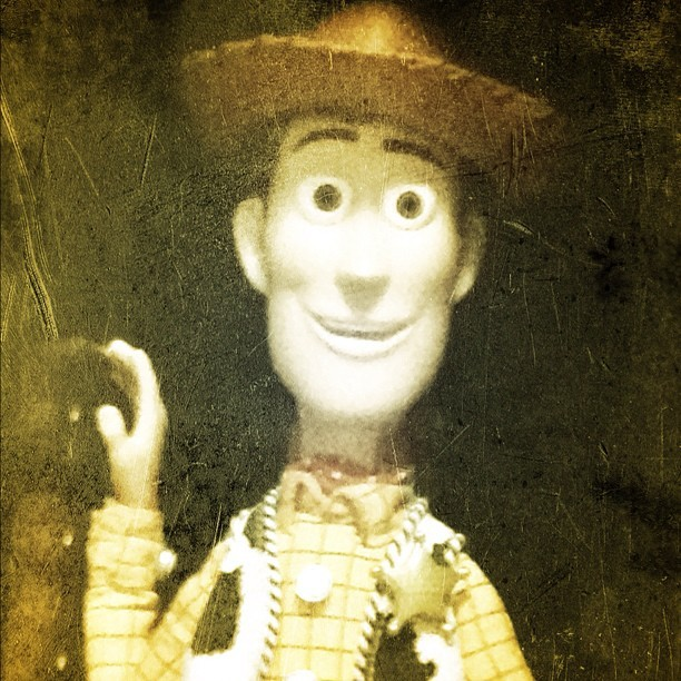 Woody.  (Taken with instagram)