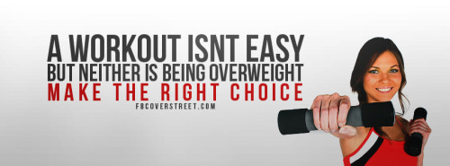 Get Fit Facebook Covers