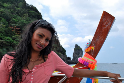 No Kitchen Required's Shini Somara on the Andaman Sea