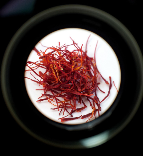 thechubbyfoodist:  Saffron by rob buckingham on Flickr.