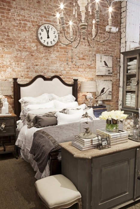 micasaessucasa:  Cool Interiors With Exposed Brick Walls  <3 <3 <3