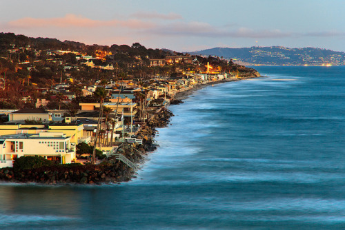 Del Mar Coastline by dcis_steve on Flickr.Del Mar