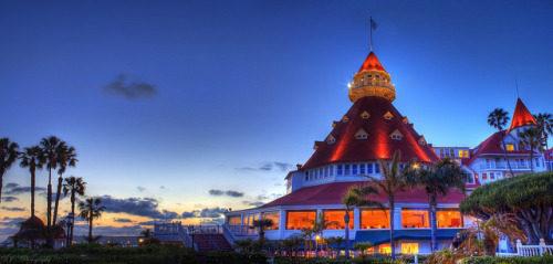 -The Hotel Del Coronado- by djfoto2010 on Flickr.Hotel Del