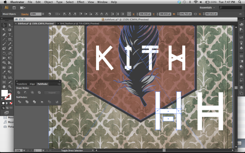 KITH - A Creative Collective It's starting to come together