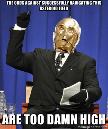 thedailymeme:  Too Damn High
