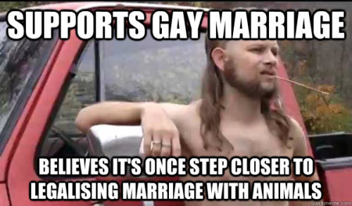 thedailymeme:  Almost Politically Correct Redneck