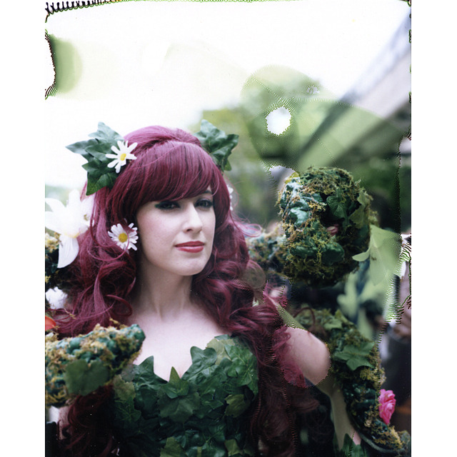 stefancoisson:  Poison IvyCosplay at Anime Central 2012 by Leah. View on Flickr