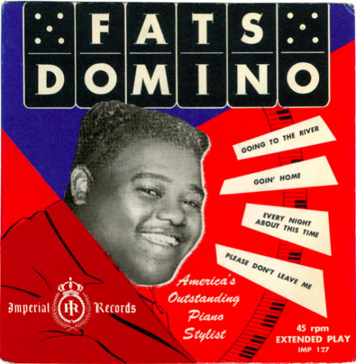 Fats Domino Source: Paul Malon