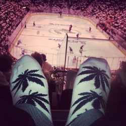 GameReady # Arizona #Coyotes #Huf #NHL #BudLight (Taken with instagram)