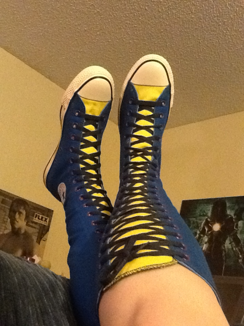 "commanderdudebro:  coelasquid:  mistergraham:  coelasquid:  GYARADOS BOOTS.  Women get all the cool crap! Men just have to settle for higher paying jobs and the world in general working out better.   The label on the boots straight up says ""unisex"".  oh man best boots so jealous  The question is, do they fire lasers?"