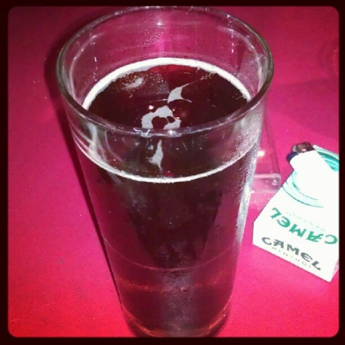 Yummy! #shinerbock #Texas #houlihans (Taken with instagram)