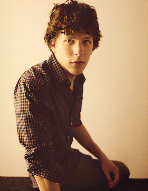 jesse eisenberg for GQ france, june 2012.