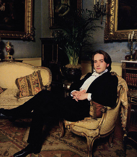 missmorland:  Matthew Macfadyen in The Way We Live Now (2002)  How have I not seen this movie???