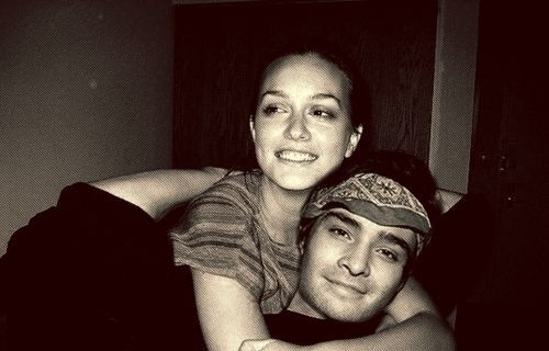 I would LOVE to have a Chuck & Blair kind of love. <3