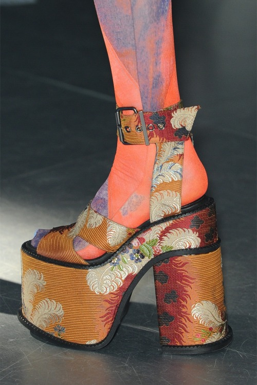 somethingvain:  Vivienne Westwood F/W 2012 rtw