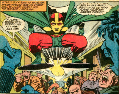 Mister Miracle, by Jack Kirby