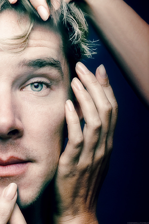 tarteauxfraises:  #A+ #once you go cumberbatch #you never go cumberback