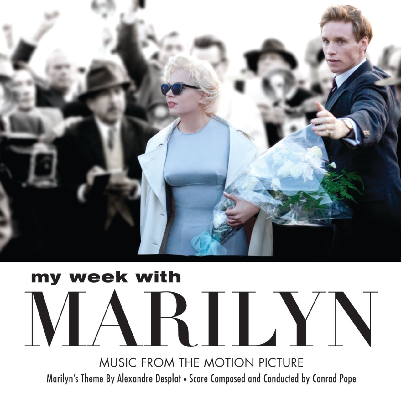My Week With Marilyn (2011) movie of the night, beautiful just beautiful, and Michelle Williams as Marilyn was a brilliant idea.