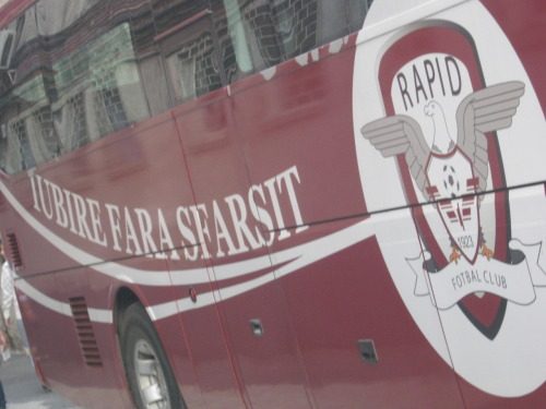 The Bus of my team :)