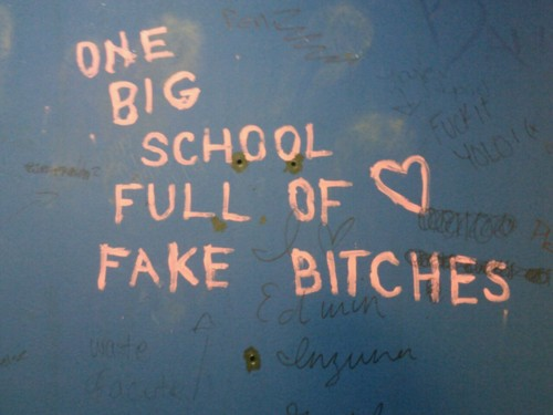origami-dolls:  i hated high school.