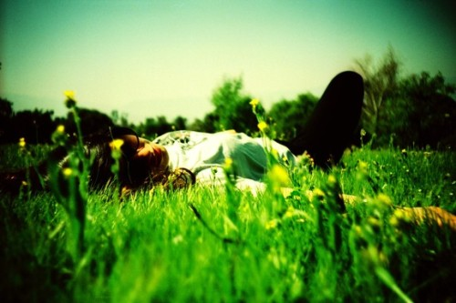 Lomography Tag of the Day - field