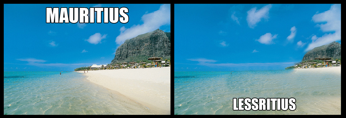 Mauritius for you?..