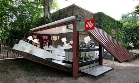 pocket coffee (Illy)