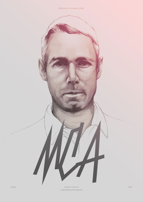 Tribute to Beastie Boys, Adam Yauch