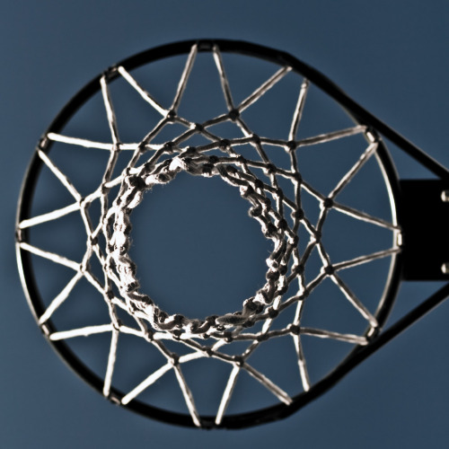 the-2012-files:  May 6, 2012. Basketball hoop.