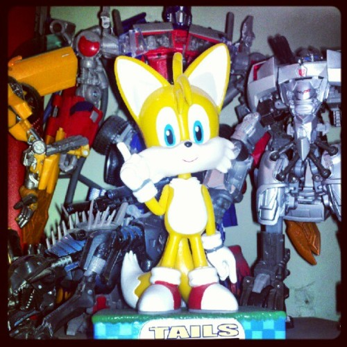 #Tails (Taken with Instagram at The Pan Cave)