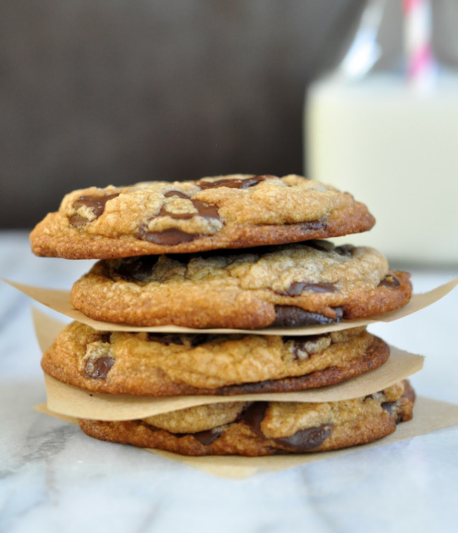 oohhhbaby:  the best chocolate chip cookies