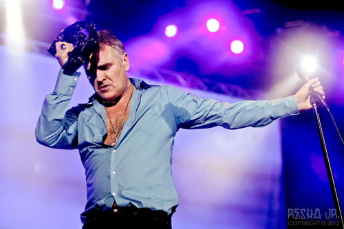 Morrissey live in Jakarta 2012, Promotor by: Indika Production