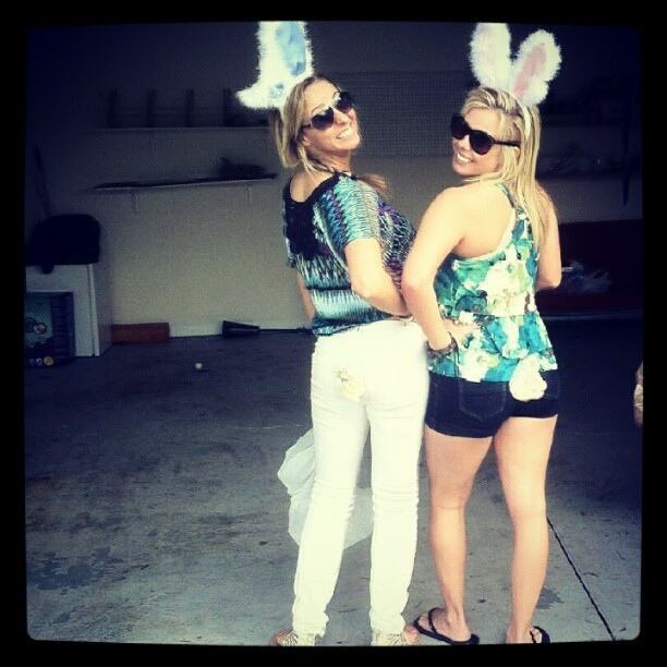 #easterbunnies (Taken with instagram)