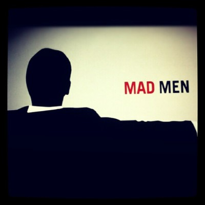 Just… #MadMen #Draper #Happiness #TV (Tomada con instagram)